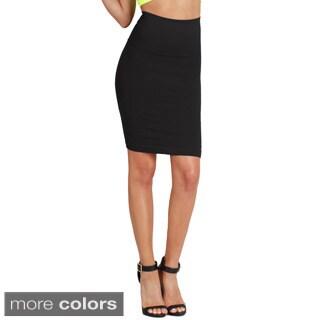 Nikibiki Women's Seamless Seamless Pencil Skirt (3 options available)