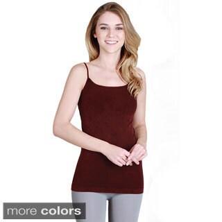 Nikibiki Women's Seamless Vintage Dye Camisole