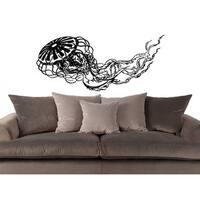 Jellyfish Sticker Wall Art