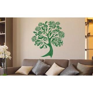 Tree Vinyl Sticker Wall Art