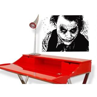 Joker Face Vinyl Sticker Wall Art