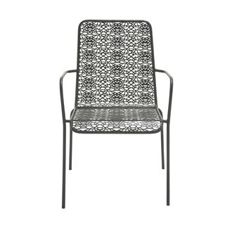 Chic Looking Metal Outdoor Chair
