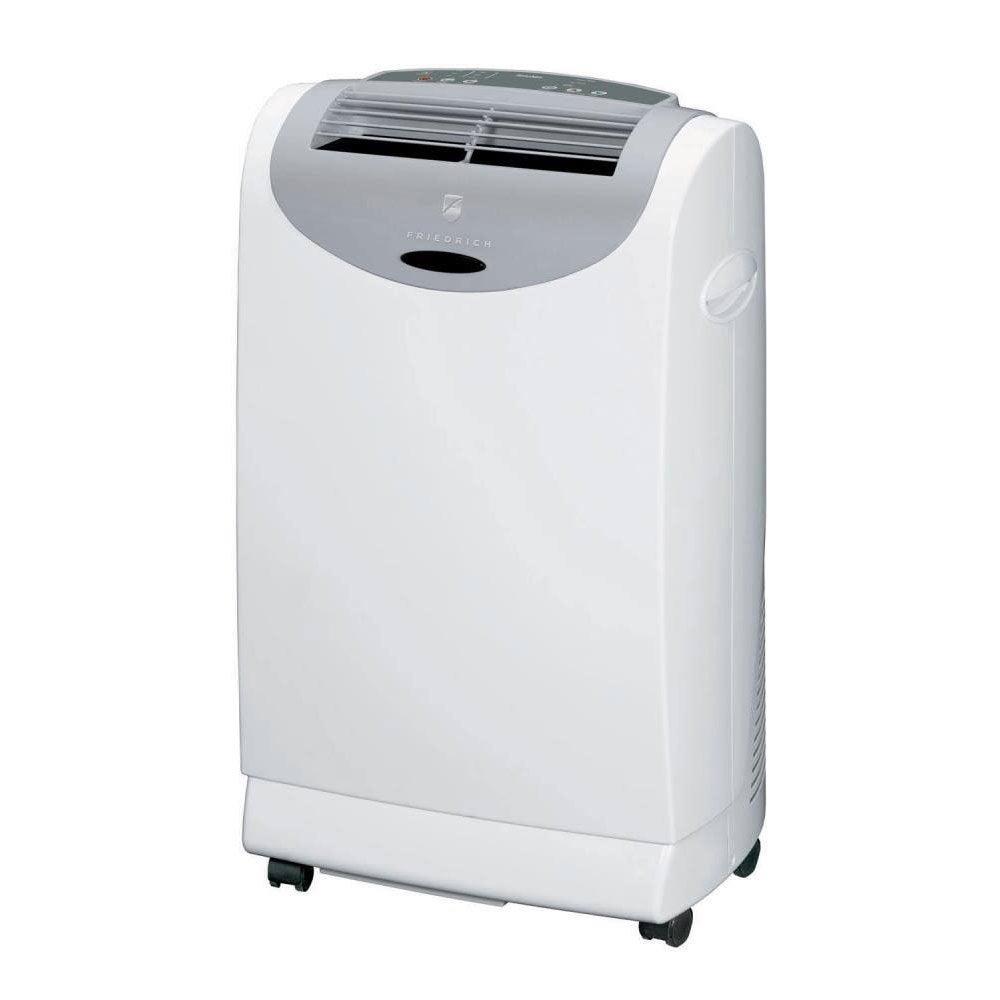 Friedrich Zone Aire 13,500 BTU Portable Air Conditioner with Heat Pump Friedrich 13,500 BTU Portable Air Conditioner