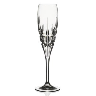 Carrara Collection Hand-cut Flute from the DaVinci Line (Set of 4)