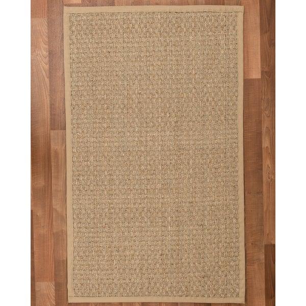 cambodia sage khaki seagrass rug 4u0026x27 x 6u0026x27