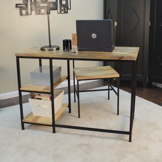 Carbon Loft Newton Finn Desk