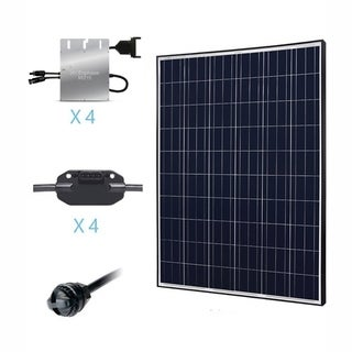 Renogy 1kW Grid-tied Basic Solar Kit