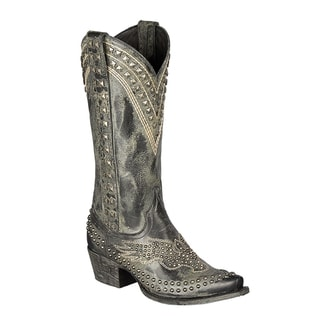 "Lane Boots ""Golden Eagle"" Women's Leather Cowboy Boot"