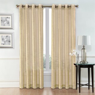 Link to Whittier 84-Inch Grommet Top Panel Pair Similar Items in Window Treatments