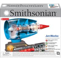 Smithsonian Jet Works Model Toy