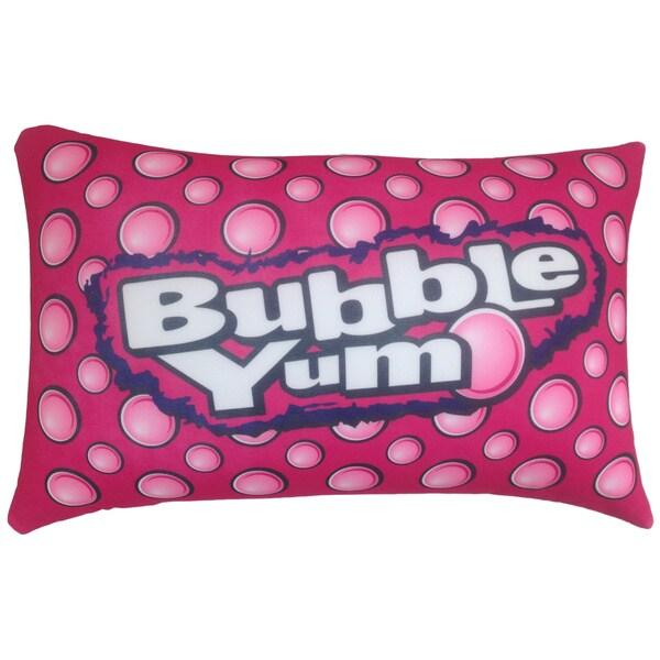 Bubble Yum Plush Pillow
