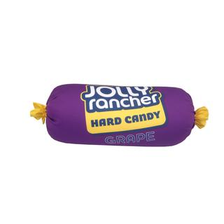 Jolly Rancher Grape Plush Pillow - Purple