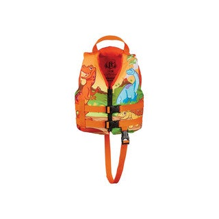 Full Throttle Child Water Buddies Dionsaur Life Vest