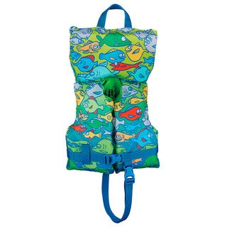 Full Throttle Fish Life Vest