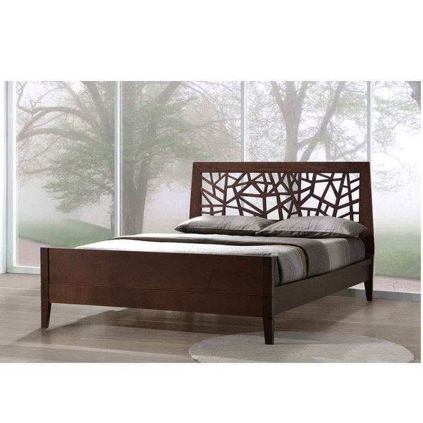 Shop Graber Tree Branch Inspired Contemporary Cocoa Solid