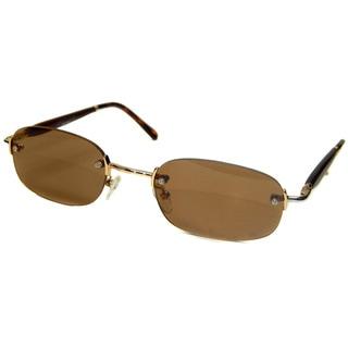 Vecceli Italy 'Mahogany-5829-DBrown' Sunglasses
