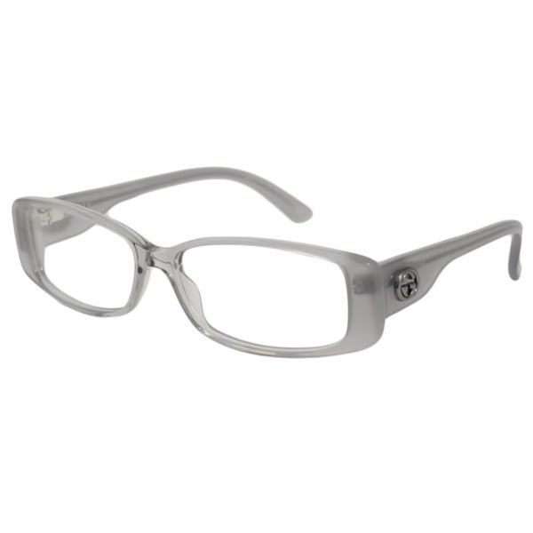 gucci womens gg3050 rectangular optical frames