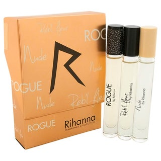 Rihanna Fragrance Collection Women's 3-piece Mini Gift Set