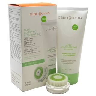 Clarisonic Acne Clarifying Cleansing Set|https://ak1.ostkcdn.com/images/products/10181602/P17308217.jpg?impolicy=medium