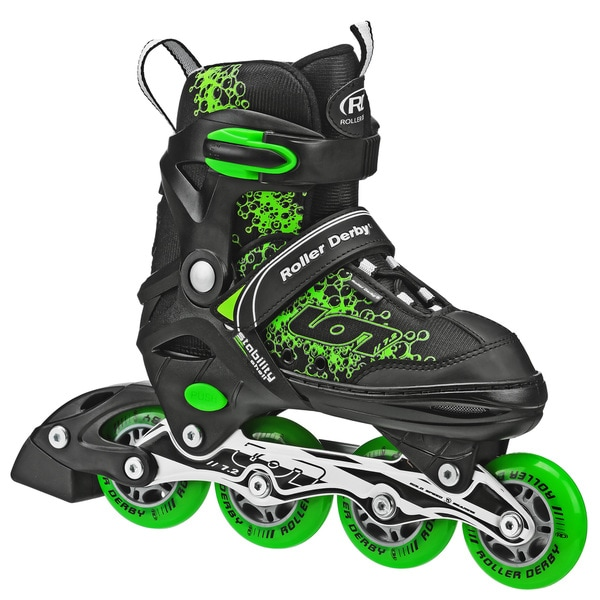 ION 7.2 Boy's Adjustable Inline Skates