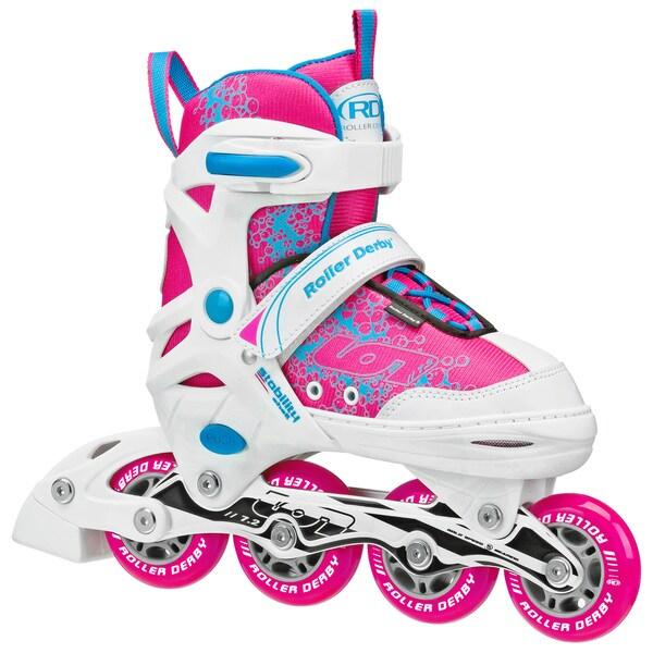 ION 7.2 Girl's Adjustable Inline Skates