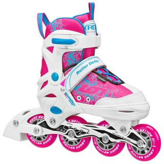 ION 7.2 Girl's Adjustable Inline Skates