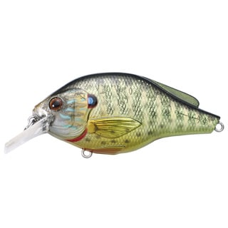 Livetarget Pumpkinseed Flat Side Squarebill Metallic/ gloss no. 66
