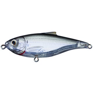 Livetarget Scaled Sardine Twitchbait no. 62 Ghost/ natural