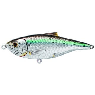 Livetarget Scaled Sardine Twitchbait Natural/ metallic no. 62