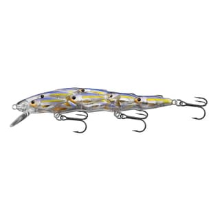 Livetarget Yearling Baitball Jerkbait Pearl/ violet Shad no. 66