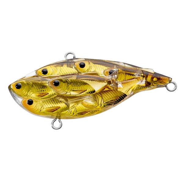 Livetarget Yearling Baitball Rattlebait Gold/ black no. 64/ no. 66