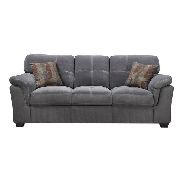 Shop Teddy Soft Gunter Sofa Free Shipping Today