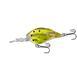 Livetarget Yearling Baitball Crankbait Chartreuse/ black no. 66
