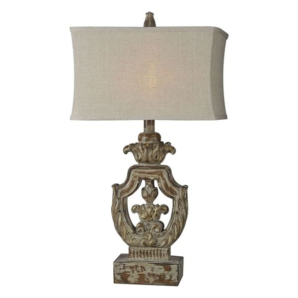 Isabella Table Lamp 1 Piece Set