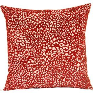 Jumanji Red 17in Single Throw Pillow