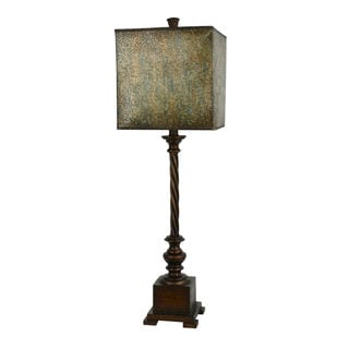 Forty West Scott Buffet Lamp 2 Piece