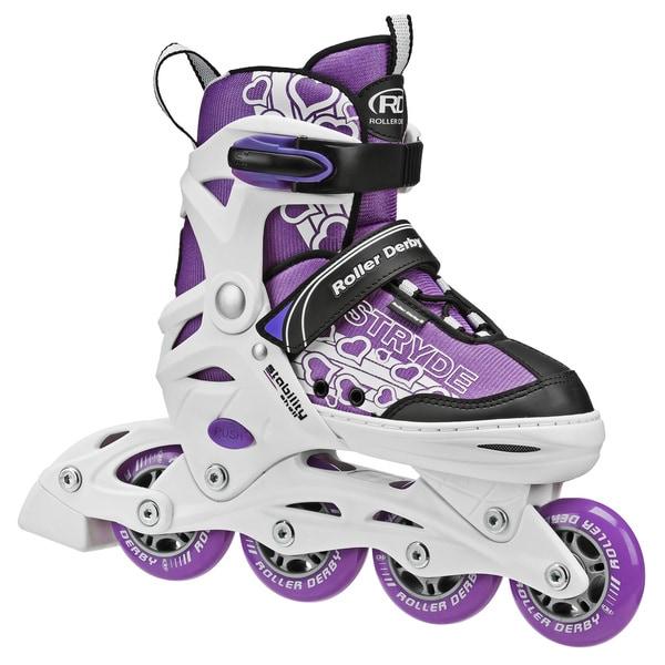 Stryde Girl's Adjustable Inline Skates