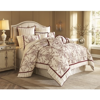 Michael Amini Hidden Glen Comforter Set