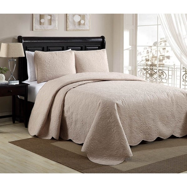 Avondale Manor Tina 3-piece Bedspread Set