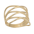 Yellow Gold Rings $500 - $600