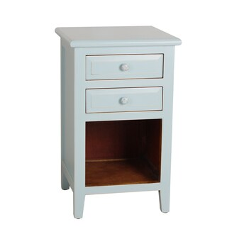 Tyson 2-drawer Side Table