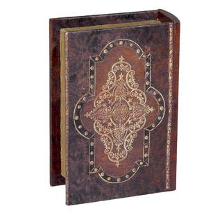 Antique Style Small Book Box