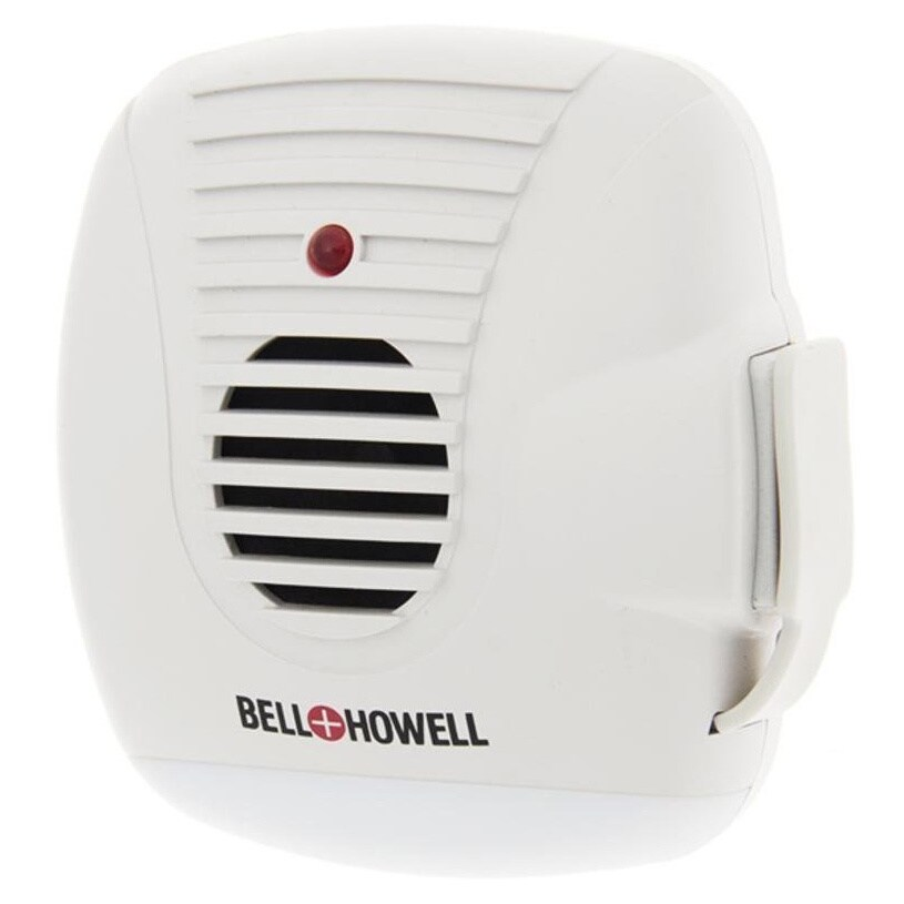 Bell & Howell Ultrasonic Pest Repellers with Extra Outlet...