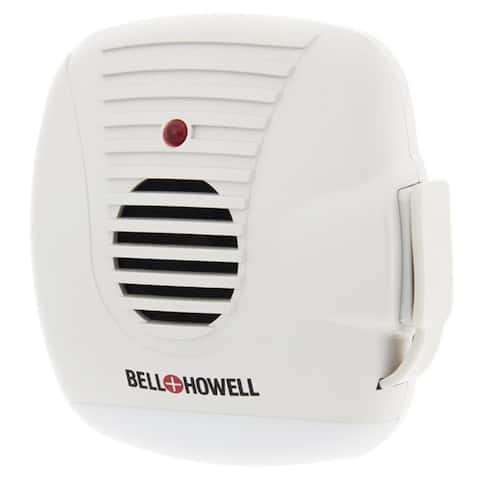 Bell + Howell Ultrasonic Pest Repellers with Extra Outlet (3-pack)