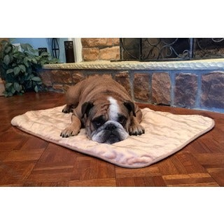 Iconic Pet Premium Long Plush Crate Mat