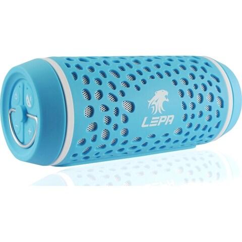LEPA BTS02 2.0 Speaker System - 8 W RMS - Wireless Speaker(s) - Porta