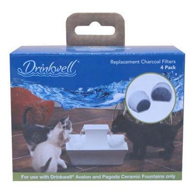 Petsafe Drinkwell Ceramic Charcoal (Grey) Filters (Year S...