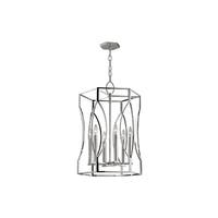 Hudson Valley Roswell I 6-Light Pendant, Polished Nickel