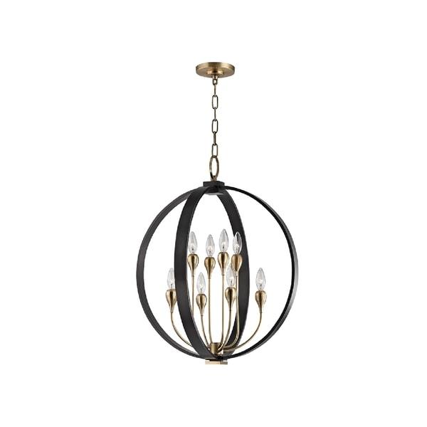 Hudson Valley Lighting Website: Shop Hudson Valley Dresden I 8-Light 22 Inch Chandelier
