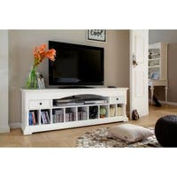 Havenside Home North Bend Mahogany Media Console